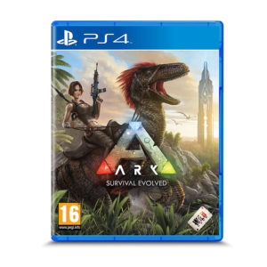 ARK SURVIVAL EVOLVED PS4 UK