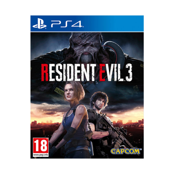 Capcom-PS4-Resident-Evil-3-EU